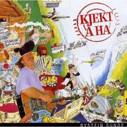 Sunde Oystein - Kjekt A Ha CD Cover Art
