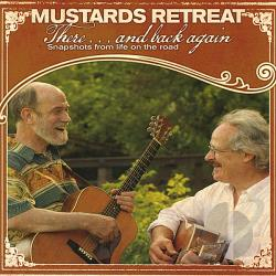 Mustard's Retreat - Thereand Back Again CD Cover Art