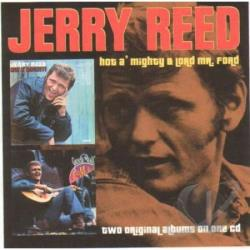 Reed, Jerry - Hot A' Mighty/Lord, Mr. Ford CD Cover Art