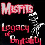 Misfits - Legacy Of Brutality DB Cover Art