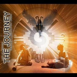 Christian Amin Varkonyi & Luis Mendez - Journey CD Cover Art