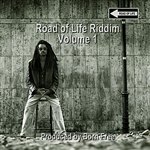 Road of Life Riddim CD Cover Art