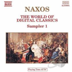 Best Of Naxos 1 CD Cover Art