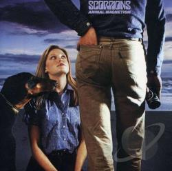 Scorpions - Animal Magnetism CD Cover Art
