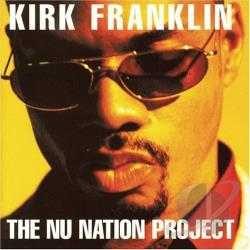 Franklin, Kirk - Nu Nation Project CD Cover Art
