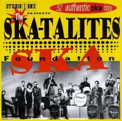 Skatalites - Foundation Ska CD Cover Art
