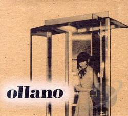 Ollano CD Cover Art