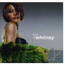 Houston, Whitney - Love Whitney CD Cover Art