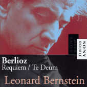 Berstein / Burrows / Dupouy - Berlioz: Requiem Op.5, Te Deum CD Cover Art
