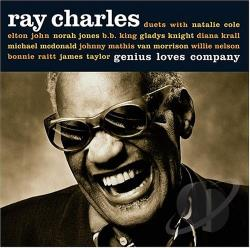 Charles, Ray - Genius Loves Company CD Cover Art