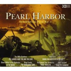 Pearl Harbor: Remembering World War II CD Cover Art