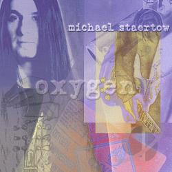 Staertow, Mike - Oxygen CD Cover Art