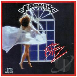 Krokus - Blitz CD Cover Art