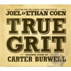 Burwell, Carter - True Grit CD Cover Art