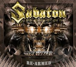 Sabaton - Metalizer CD Cover Art