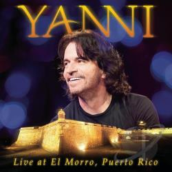 Yanni - Live at El Morro, Puerto Rico CD Cover Art