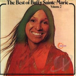 Sainte-Marie, Buffy - Best of Buffy Sainte - Marie, Vol. 2 CD Cover Art