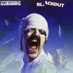 Scorpions - Blackout CD Cover Art