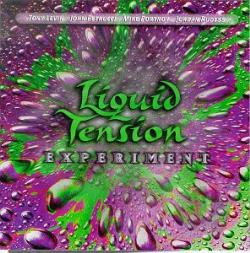 Liquid Tension Experiment - Liquid Tension Experiment CD Cover Art