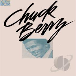 Berry, Chuck - Chess Box CD Cover Art
