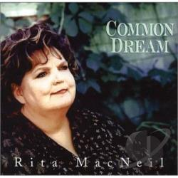 MacNeil, Rita - Common Dream CD Cover Art