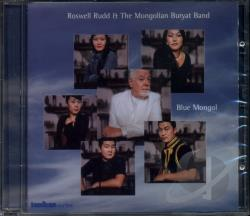 Rudd, Roswell - Blue Mongol CD Cover Art