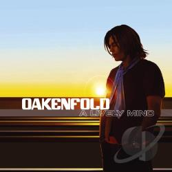 Oakenfold, Paul - Lively Mind CD Cover Art