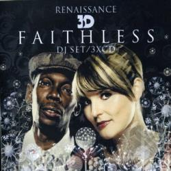 Faithless - Renaissance Presents 3D CD Cover Art