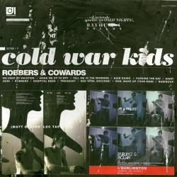 Cold War Kids - Robbers & Cowards CD Cover Art
