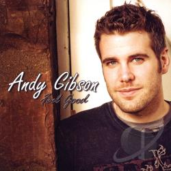 Gibson, Andy - Feel Good CD Cover Art