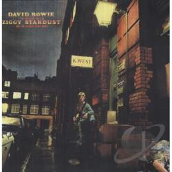 Bowie, David - Rise and Fall of Ziggy Stardust LP Cover Art