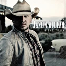 Aldean, Jason - Night Train CD Cover Art