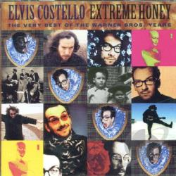 Costello, Elvis - Extreme Honey: The Very Best of Warner Brothers Years CD Cover Art