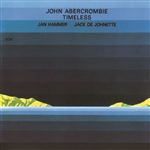 Abercrombie, John - Timeless CD Cover Art