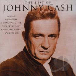 Cash, Johnny - Best of Johnny Cash CD Cover Art