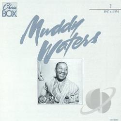 Waters, Muddy - Chess Box CD Cover Art