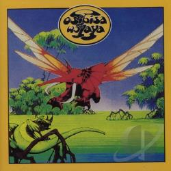 Osibisa - Woyaya CD Cover Art