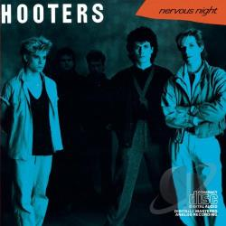 Hooters - Nervous Night CD Cover Art