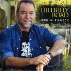 Williamson, John - Hillbilly Road CD Cover Art