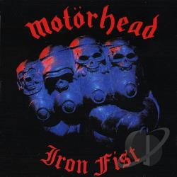 Motorhead - Iron Fist CD Cover Art