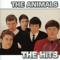 Animals - Hits CD Cover Art