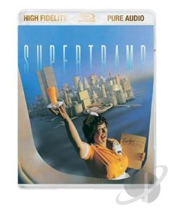 Supertramp - Breakfast In America BRAY Cover Art