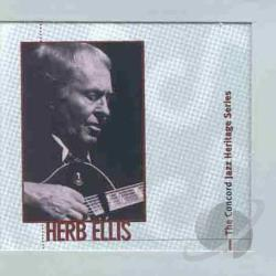 Ellis, Herb - Concord Jazz Heritage Series CD Cover Art