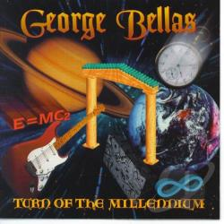 Bellas, George - Turn of the Millennium CD Cover Art