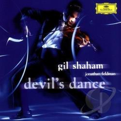 Feldman / Shaham - Devil's Dance CD Cover Art