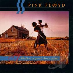 Pink Floyd - Collection of Great Dance Songs CD Cover Art
