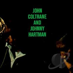 Coltrane, John / Hartman, Johnny - John Coltrane and Johnny Hartman CD Cover Art