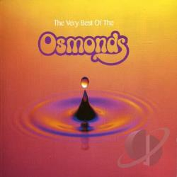 Osmonds - Very Best of the Osmonds CD Cover Art
