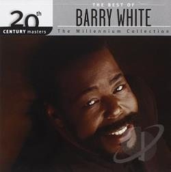 White, Barry - 20th Century Masters: The Millennium Collection CD Cover Art