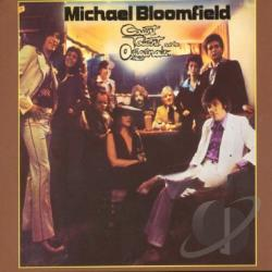 Mike Bloomfield - Count Talent & the Originals CD Cover Art